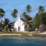 Ancienne église Saint-Paul de Hikitake – Amanu