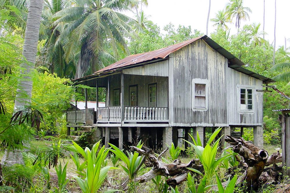 maisons de l 39 ancien village maiai tikehau tahiti heritage